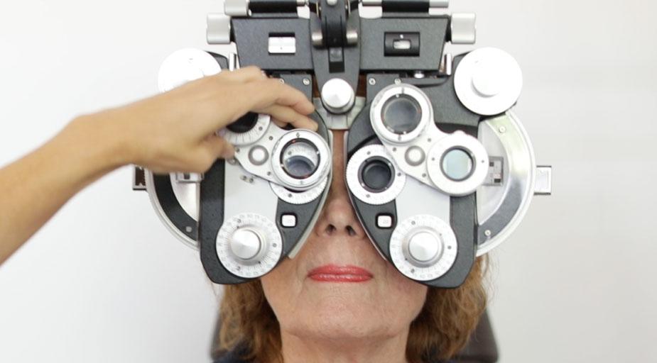 Augenärzte Sindelfingen – Augenheilkunde – Refraktion