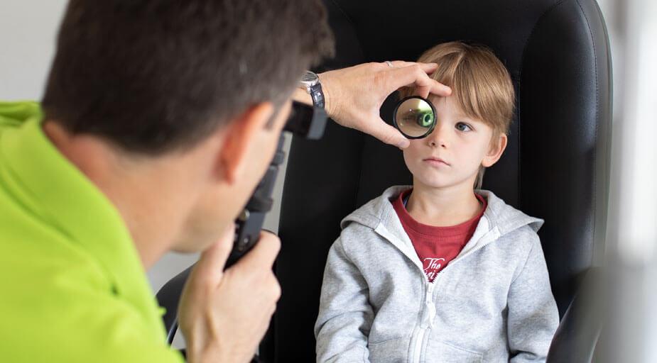 Augenärzte Sindelfingen – Sehschule