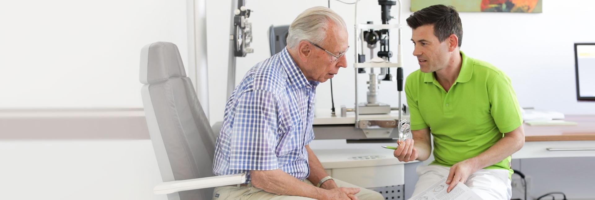 Augenärzte Sindelfingen – Behandlung des Grauen Stars mit Zepto TM